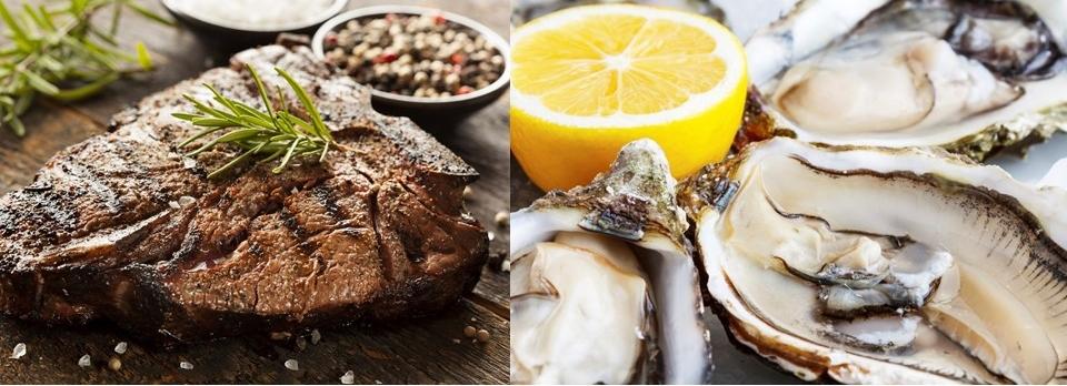 Oyster & Steak